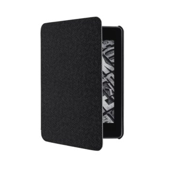 """Калъф електронна книга HAMA за Kindle Paperwhite 4, до 6"""" (до 15.24 см), черен image"""
