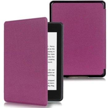 Калъф за електронна книга с подарък протектор за екрани и стилус, за Kindle Paperwhite 4 (2018), лилав image
