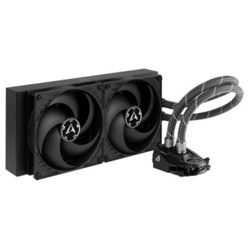 Водно oхлаждане за процесор Arctic Liquid Freezer II 280, LGA 1150/1151/1155/1156/2011/2066 AMD AM4 image