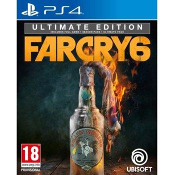 Игра за конзола Far Cry 6 Ultimate Edition, за PS4 image