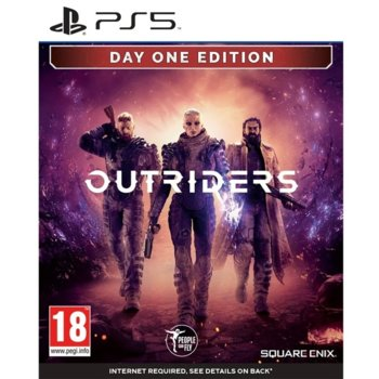 Игра за конзола Outriders - Day One Edition, за PS5 image