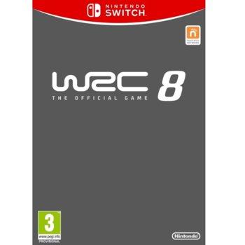 Игра за конзола WRC 8 Collector's Edition, за Nintendo Switch image