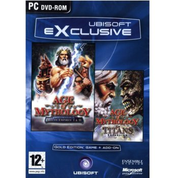 Age of Mythology and Titans product