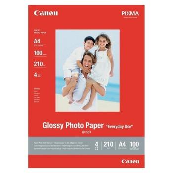 Хартия Canon GP-501 A4, 100 страници, Glossy image