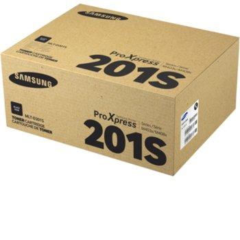 Касета за Samsung ProXpress SL-M4030ND/SL-M4080FX - SU878A - MLT-D201S - Black - заб.: 10 000k image
