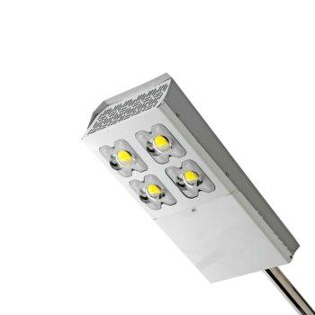 LED улично осветително тяло Electromagnetica LARISA 4 M RS, 128W, 12300 lm, 6000K, сив корпус, защита IP65 image