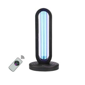 Ултравиолетова бактерицидна лампа с озон SM-XD-03, 38W, за площ до 60 кв.м, 3 програми, дистанционно, черна image