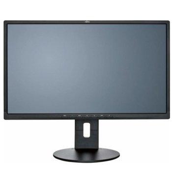 """Монитор Fujitsu B27-8 TS PRO (B278TDXSP1EU), 27"""" (68.6 cm) IPS панел, Full HD, 5 ms, 20000000:1, 300 cd/m2, DisplayPort, HDMI, D-SUB, USB image"""