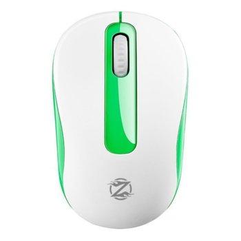 Мишка ZornWee W550, оптична (1600dpi),безжична , USB , бяла image