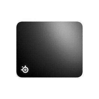 Подложка за мишка SteelSeries QcK Hard, гейминг, 320 x 270 x 3 мм, черна image