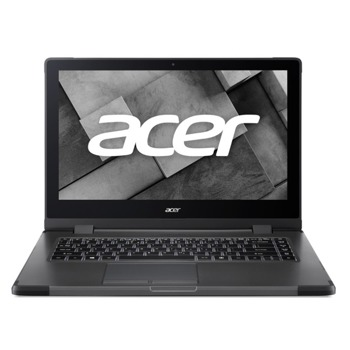 "Лаптоп Acer Enduro Urban N3 EUN314-51WG (NR.R1DEX.003)(зелен), четириядрен Tiger Lake Intel Core i7-1165G7 2.8/4.7 GHz, 14"" (35.56 cm) Full HD IPS Anti-Glare Display & GF MX330 2GB, (HDMI), 8GB DDR4, 512GB SSD, 1x Thunderbolt 4, No OS image"