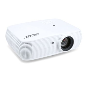 Проектор Acer P5230, DLP, XGA (1024x768), 20 000:1, 4200 lm, Wi-Fi, 2x HDMI, 2x VGA, 1x USB A, RJ-45, RS-232 image