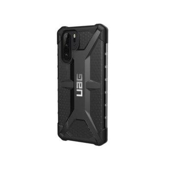 Калъф за Huawei P30 Pro, хибриден, Urban Armor Plasma 511573113131, удароустойчив, черен image