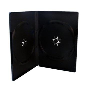 Кутия за DVD, за 2 диска image