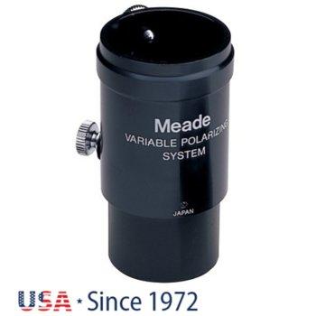 """Филтър за телескоп Meade серия 4000 #905, променлив поляризационен лунен филтър, 1.25"""" диаметър на цилиндъра image"""