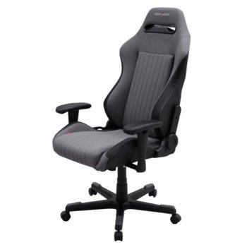 DXRacer DRIFTING Gaming Chair - сив/черен product
