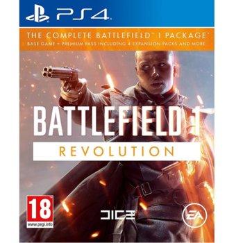 Игра за конзола Battlefield 1 Revolution, за PS4 image