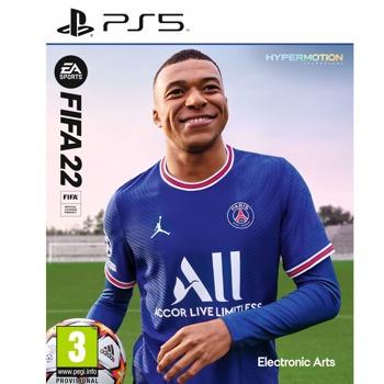 Игра за конзола FIFA 22, за PS5 image