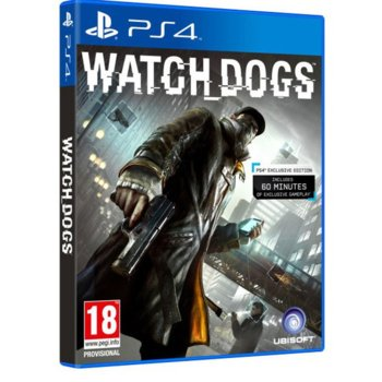 WATCH_DOGS (PS4) product