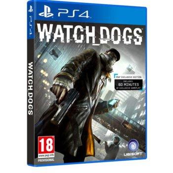 Игра за конзола WATCH DOGS, за PS4 image