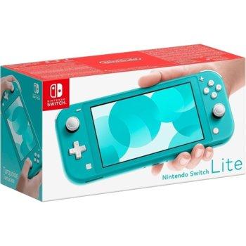Портативна конзола Nintendo Switch Lite, синя image
