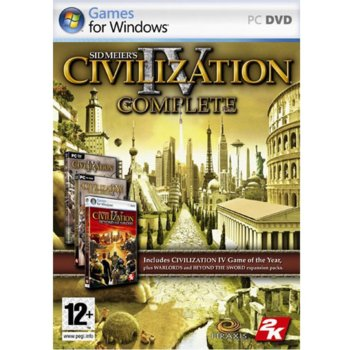 Civilization IV - Complete product