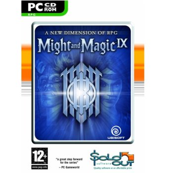 Might and Magic IX UE product