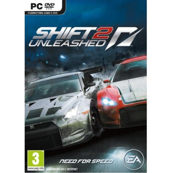 Need for Speed SHIFT 2 Unleashed product