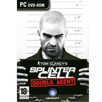 Splinter Cell Double Agent product