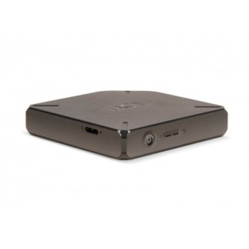 """Твърд диск 2TB Lacie Fuel (сив), външен, 2.5"""" (6.35 cm), USB 3.0/Wi-Fi image"""