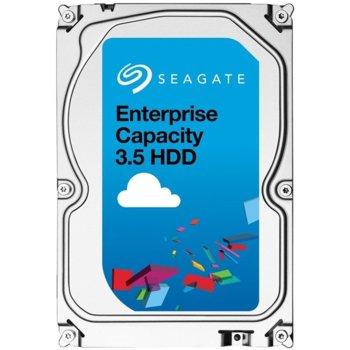 """Твърд диск 6TB Seagate Exos 7E8 512E ST6000NM0115, SATA 6Gb/s, 7200 rpm, 256MB кеш, 3.5""""(8.89 cm) image"""