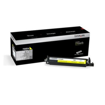 Lexmark 70C0D40 Yellow product