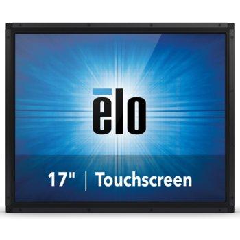 """Монитор ELO E326347, 17"""" (43.18 cm), TN тъч панел, SXGA, 5ms, 1000:1, 200cd/m2, VGA, DisplayPort, HDMI, RS232 image"""