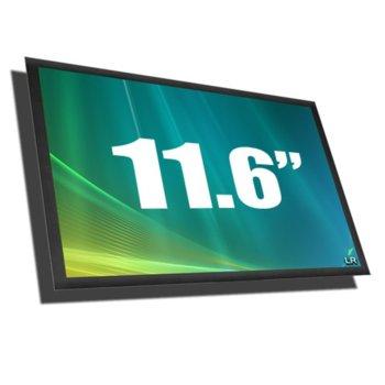 """Матрица за лаптоп ChiMei Innolux N116BGE-EA2, 11.6"""" (29.46 cm) WXGAP 1366 x 768 pix., матов image"""