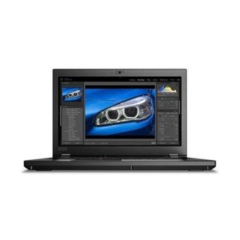 Lenovo ThinkPad P52  product