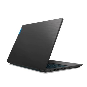 "Лаптоп Lenovo Ideapad L340-15IRH Gaming (81LK009FRM), шестядрен Coffee Lake Intel Core i7-9750H 2.6/4.5 GHz, 15.6"" (39.62 cm) Full HD TN Anti-glare Display & GTX 1050 3GB, (HDMI), 8GB DDR4, 256GB SSD, 1x USB 3.0 Type C, Free DOS, 2.19 Kg image"