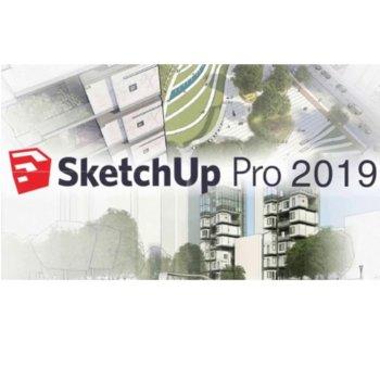 Лиценз за поддръжка Trimble Maintenance & Support Enrollment / Reinstatement 1 Year+ out of support, за SketchUp Pro, 1 потребител image