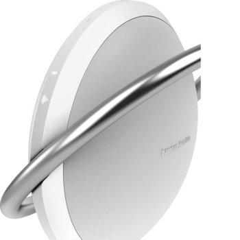 Тонколона harman/kardon Onyx, 1.0, 60W RMS (4 x 15W), Bluetooth, бяла image