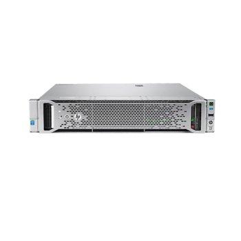 Сървър HP DL180 G9(833974-B21), четириядрен Intel Xeon E5-2623 v4 2.6/3.2GHz, 16GB DDR4 RDIMM, No HDD, 2x Lan 1000, 3x USB 3.0, No OS, 900W захранване image