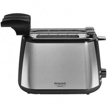 Тостер Hotpoint-Ariston TT22MDXB0, 2 филии, 7 степени, 850W image