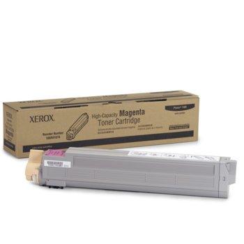 КАСЕТА ЗА XEROX Phaser 7400 - Magenta - P№ 106R01078 - заб.: 18000k image