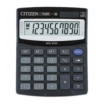 Citizen SDC-810 product