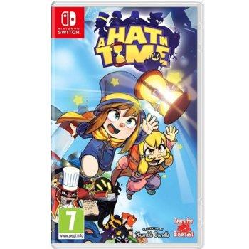 Игра за конзола A Hat in Time, за Nintendo Switch image