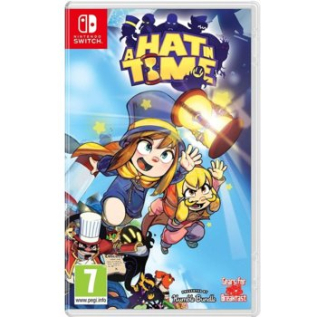 Игра за конзола A Hat in Time, за Nintendo Switch image