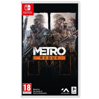 Игра за конзола Metro Redux, за Nintendo Swich image