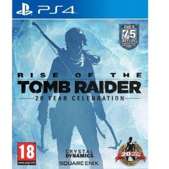Игра за конзола Rise of the Tomb Raider - 20 Year Celebration, за PS4 image