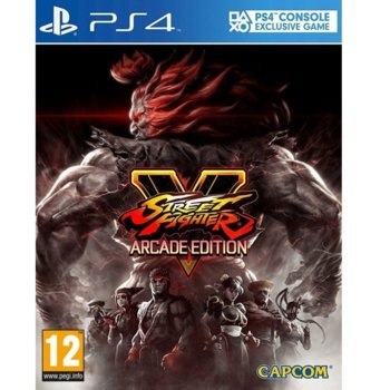 Игра за конзола Street Fighter V: Arcade Edition, за PS4 image