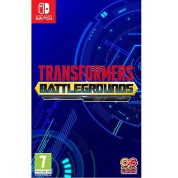 Игра за конзола TRANSFORMERS: BATTLEGROUNDS, за Nintendo Switch image