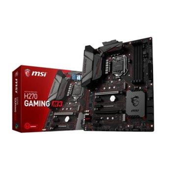 MSI H270 GAMING M3  product