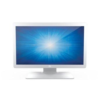 """Дисплей Elo ET2703LM-2UWA-0-WH-G, тъч дисплей, 27"""" (68.58 cm), Full HD, HDMI, VGA, USB image"""